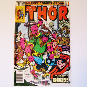 Mighty Thor #301-Comic Book-1980-Vintage Marvel